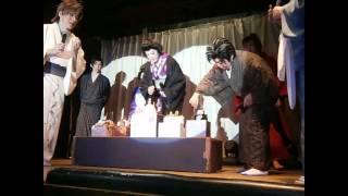 この日、ラッキーにも行けてよかったです。司会進行・大川良太郎 東城さ...