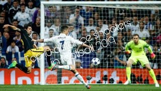 Top 10 distance shooters in football 2019