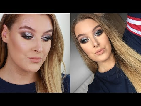 Grey and Silver Cool Toned Glam thumbnail