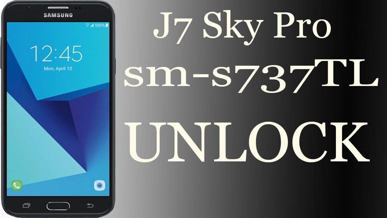 How to Unlock Samsung SM-S737TL J7 Sky Pro Traccfone with Samkey by SUBHAN  ALLAH MOBILE