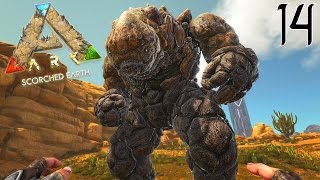L'IMMENSE GOLEM ARRIVE ! | ARK: Scorched Earth ! #Ep14 thumbnail