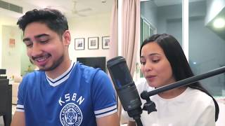 Jodoh Pasti Bertemu - Afgan ( Shalma Ainaa & Wan Imar cover)