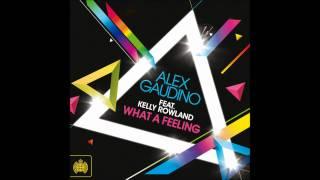 Alex Gaudino Ft Kelly Rowland What A Feeling Nicky Romero Remix