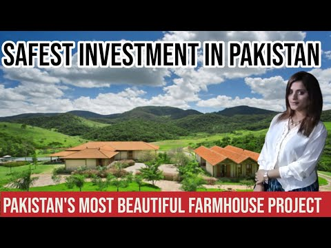 Naval Farms   Most beautiful and secure Farmhous project in Pakistan   Naval Farmhouses Islamabad