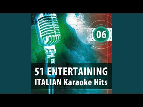 Spunta La Luna Dal Monte (Karaoke Version In The Style Of Pierangelo Bertoli)