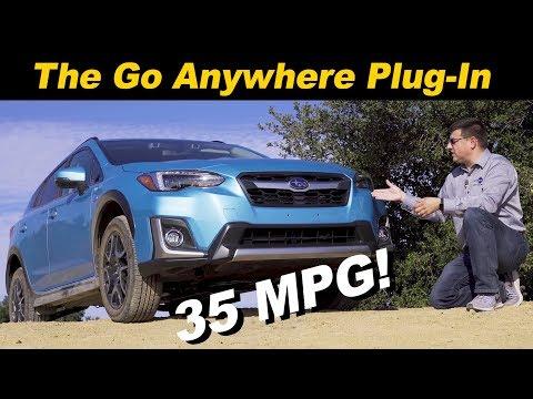 Subaru Crosstrek Hybrid | Subie With A Plug