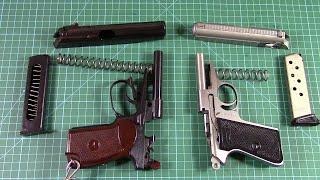 Вопрос и Ответ №4 - Клон ли пистолет Макарова от Вальтера ПП Ч. 1.