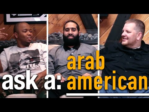 Ask A: Arab-American ft. KevOnStage, Big Irish Jay, & Amir Abbassy