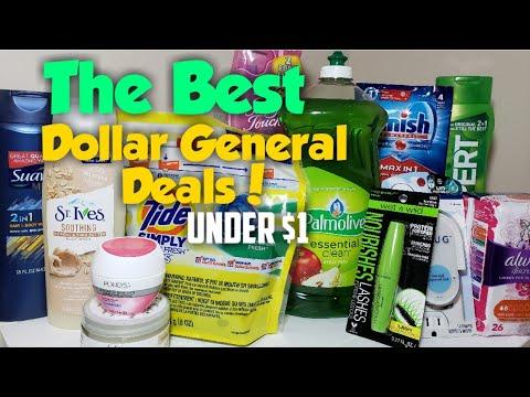 BEST Dollar General Coupons Paper & Digital!