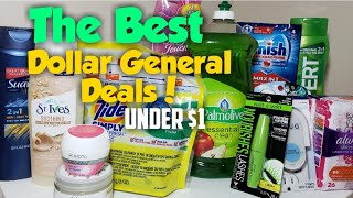 BEST Dollar General Coupons Paper & Digital!
