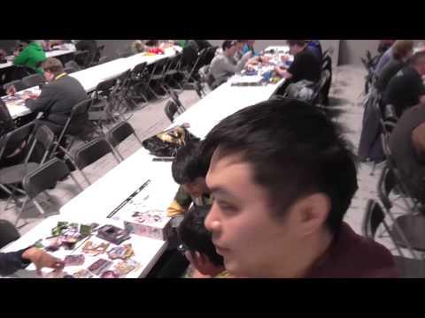 Cardfight Vanguard world qualifier Manchester 2014