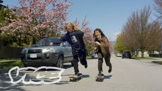 Breana Geering and Una Farrar are Changing Skate Culture in Vancouver