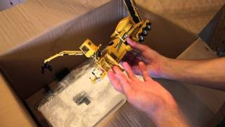 Unboxing 2 new 1/50 Scale Models!