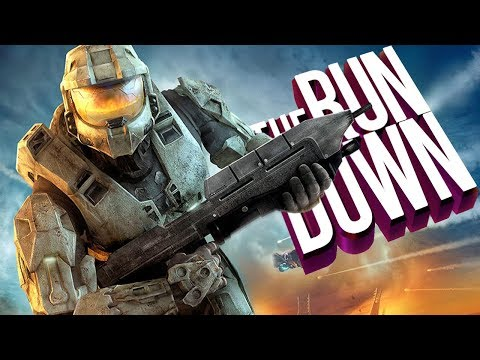Halo TV Show and Indy Delay - The Rundown - Electric Playground