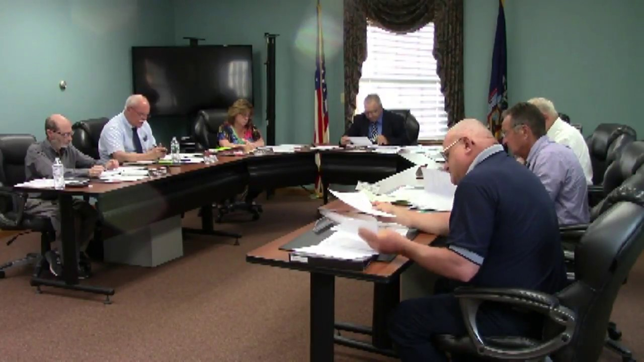 Champlain Town Board Meeting  6-12-18