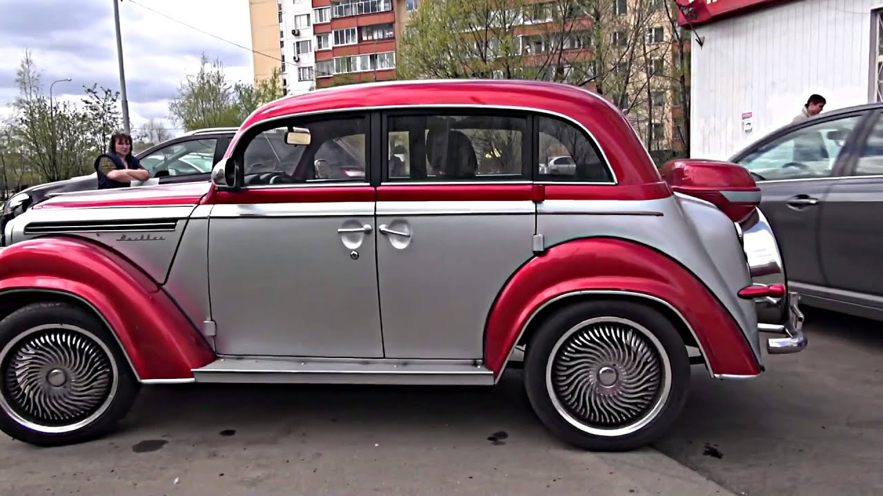 Тюнинг москвича 401