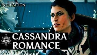 Dragon Age: Inquisition - Cassandra Romance - Gossip