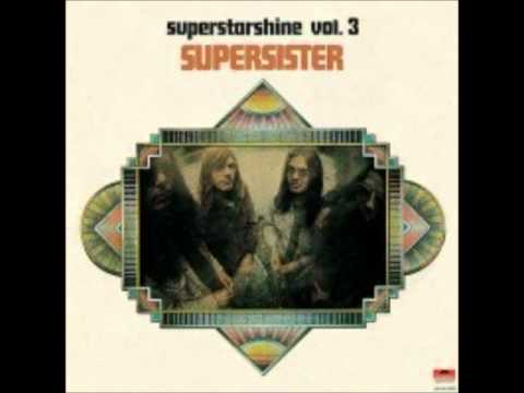 Supersister - Wow [Live Recording]