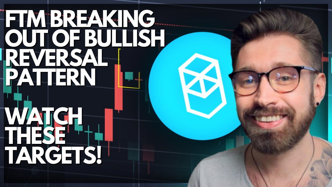 Download FANTOM PRICE PREDICTION 2021 - FTM BREAKING OUT OF BULLISH REVERSAL PATTERN 👑 WATCH THESE TARGETS!💎