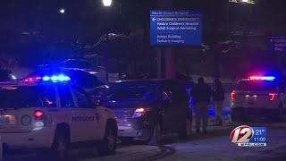 Police: Teen, toddler shot in Providence