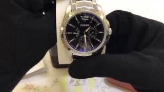 fossil men s bq9346 stainless steel bracelet watch