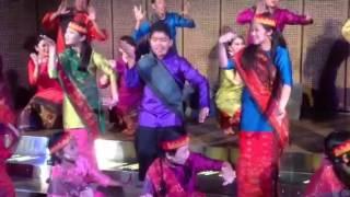 Dison adong huboan Tuhan-Opera Batak by VOI