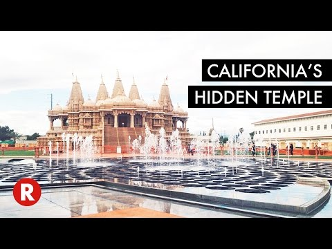 Step Inside California's Hindu Temple // Chino Hills, CA