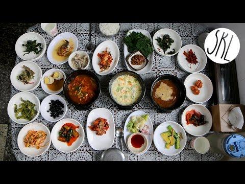 UNREAL $6.50 Meal & Night Market in Jeonju, Korea!