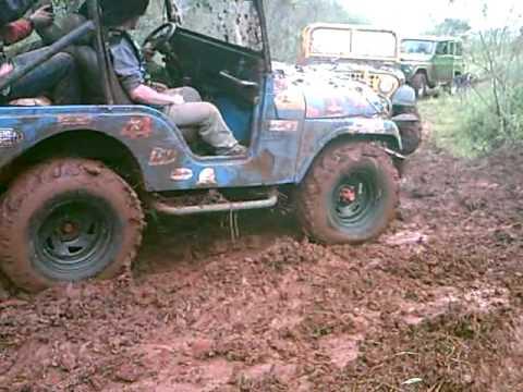 Trilha Jeep V8 e 6cc Pato Branco