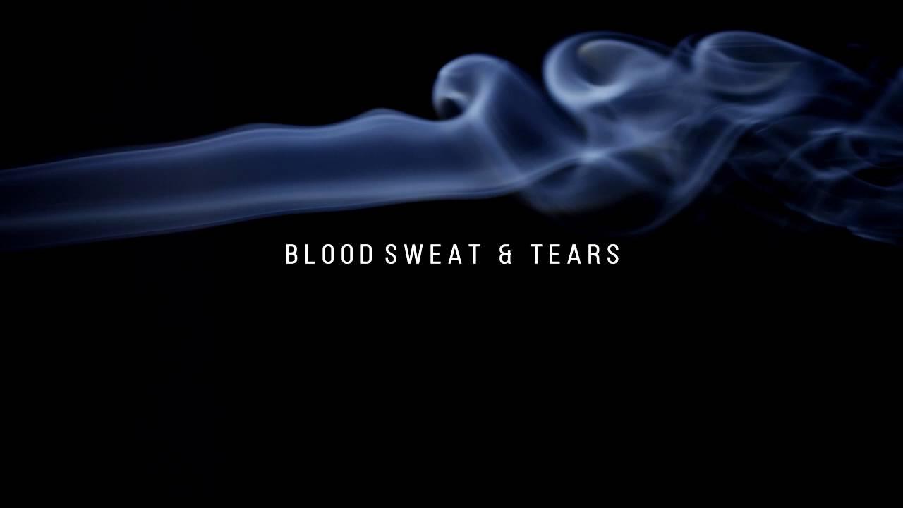 피 땀 눈물 (Blood Sweat & Tears