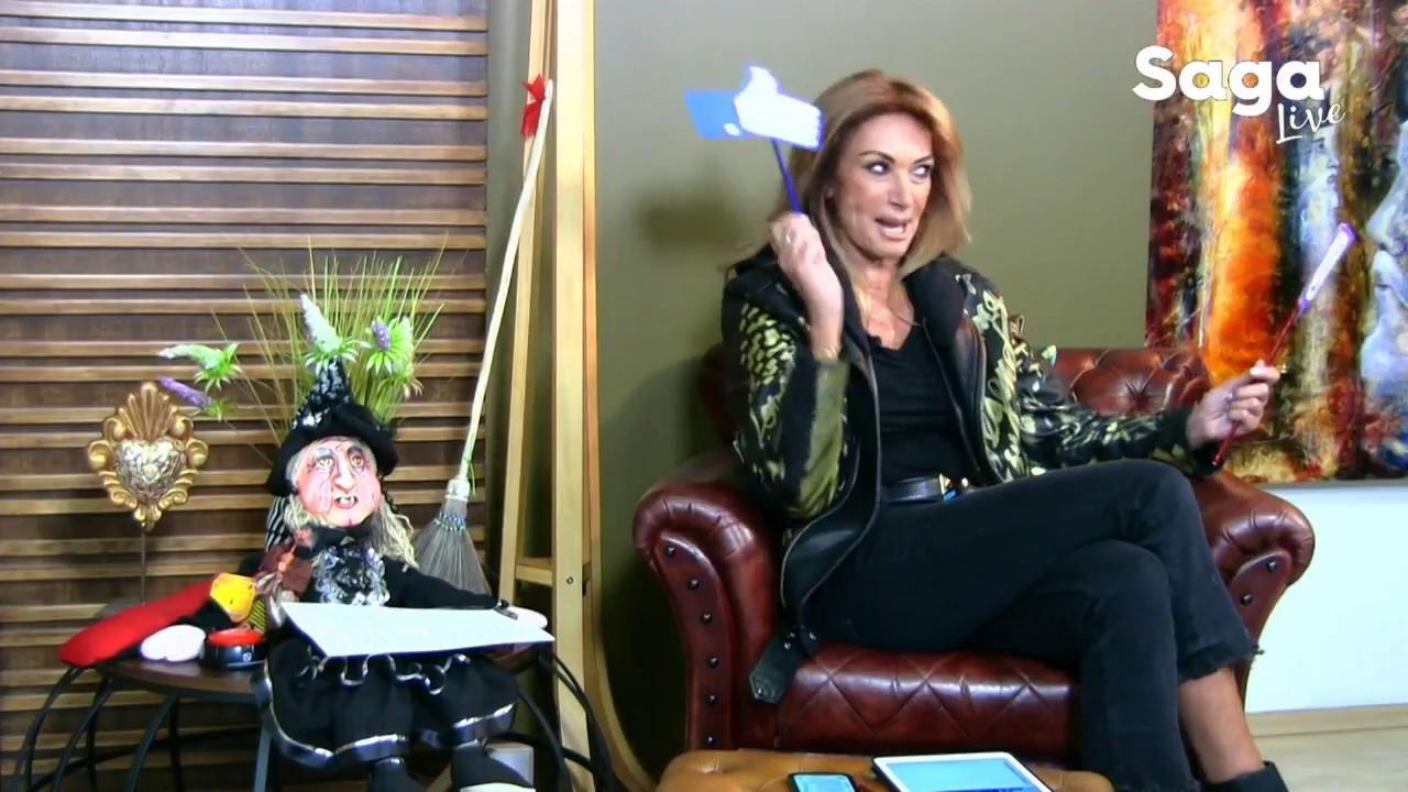 Female smoking clip fetish video cigar