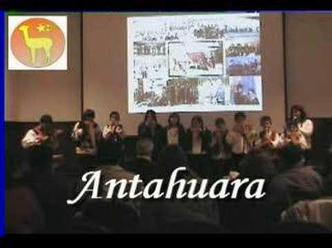 Antahuara - Zampoñas Sicuriada - Niños Chilenos