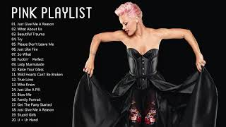 The Best Of Pink - Pink Greatest Hits Full Album  Hq