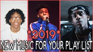 NEW MUSIC FOR YOUR PLAYLIST 2019 🔥 (Lil Tecca, Polo G , Blueface & More )