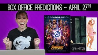 Infinity War Box Office Predictions