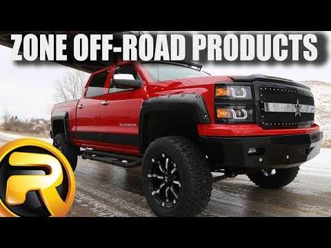 """How to Install Zone 6.5"""" Lift Kit, Skid Plate, and Add-a-Leaf"""