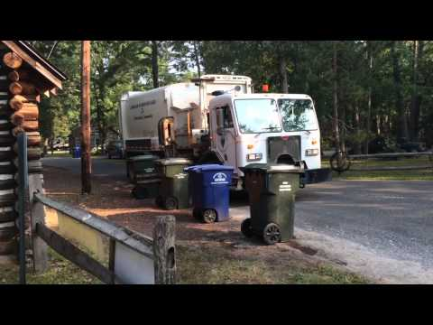 Medford Lakes Nj Labrie Automizer Trash Collection