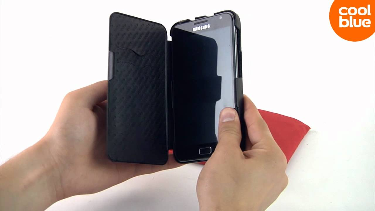 promo code c609d 58c83 Noreve Tradition B Case Black Samsung Galaxy Note Mini-review (NL/BE)