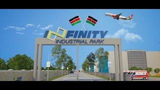 Infinity Industrial Park - Nairobi, Kenya