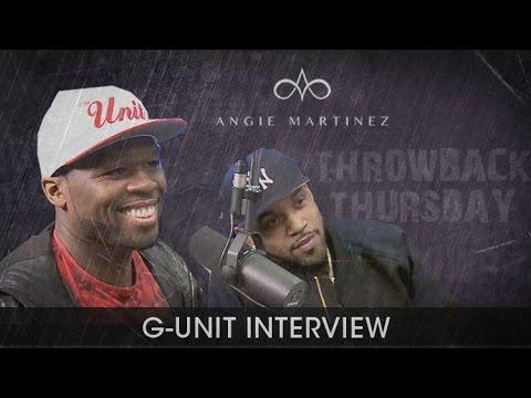 G-Unit talks to Angie Martinez