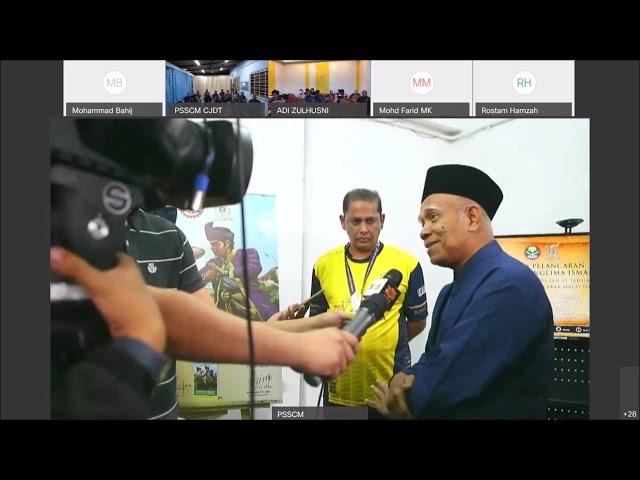 Sidang Media Novel Panglima Ismail Pahlawan Kedah bersama Pak Latip