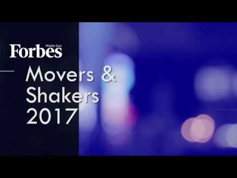 """Arab World's """"Movers and Shakers"""" of 2017"""