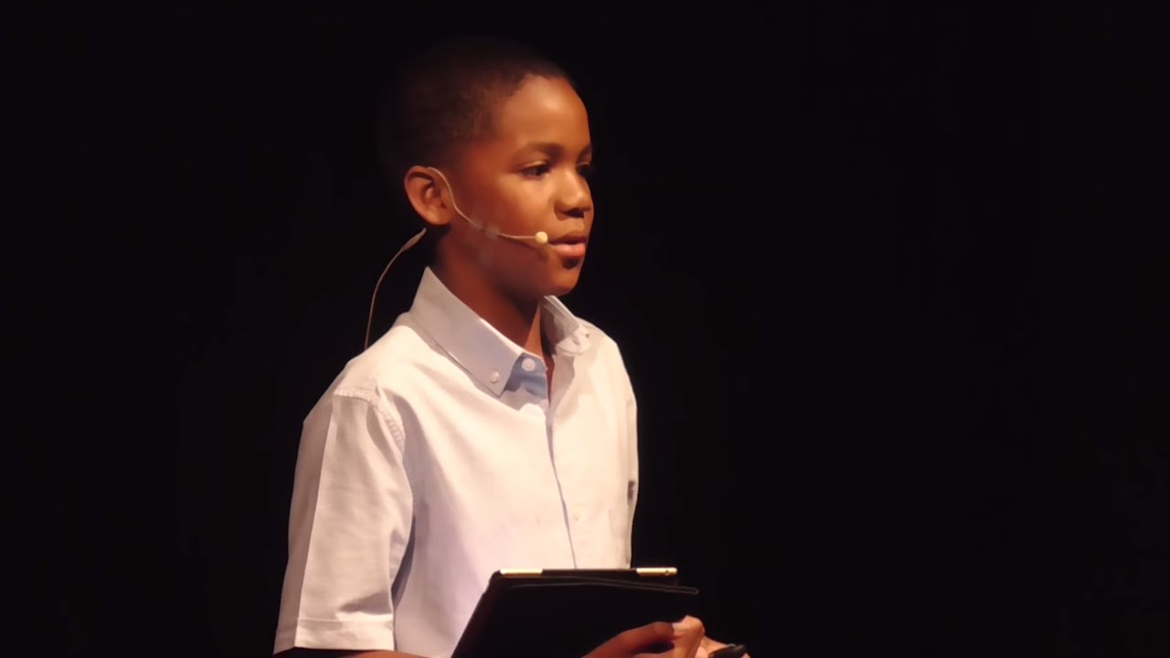 Why Black Lives Matter NOW | Ellis Fearon | TEDxYouth@AEL