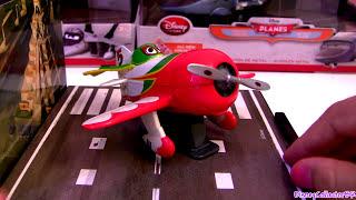 16 Disney Planes Diecast Toys Collection Franz Fliegenhosen Aerocar Pixar Cars Chug Fuel Truck