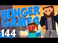 Minecraft: Hunger Games! - Game #144 -  Dead Bodies Everywhere! w/Blitzwinger & Athix