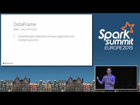 Apache Spark DataFrames: Simple and Fast Analysis of Structured Data