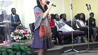 Singing Nyame Ye (Twi--Ghanaian Language)