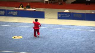 2010年全国武术套路锦标赛长拳 王宏胤