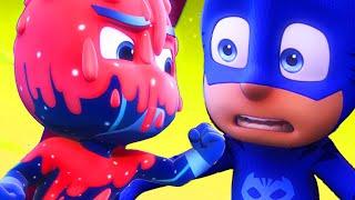 PJ Masks Full Episodes New Episode 2 Full Episodes Season 2 | Superhero Kids