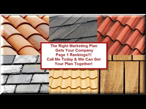 Video Marketing For Roofing Companies Charleston SC | Best Marketing For Roofing  Contractors